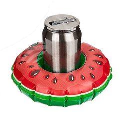 Opblaasbare bekerhouder meloen
