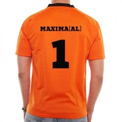 Shirt maximaal