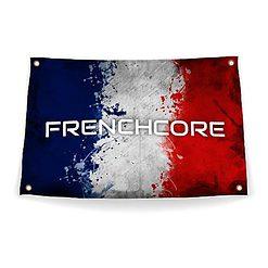 Festival vlag frenchcore