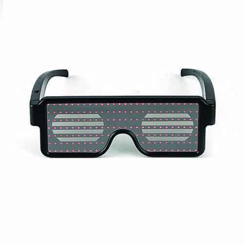 LED bril display
