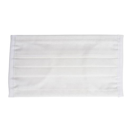 Wasbaar mondkapje wit
